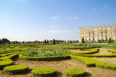 In the park of palace complex Versailles Stock Photography