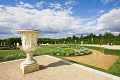 Park at Palace de Versailles Royalty Free Stock Images