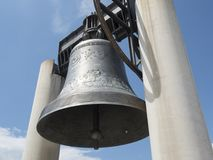 Park pamięć, Maria dolens dzwon ja Obrazy Royalty Free