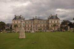 Park in Paris Lizenzfreie Stockfotografie