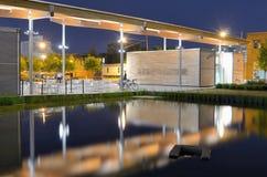 Park Pavilion Royalty Free Stock Images
