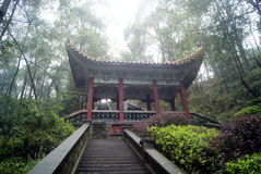 Park Pavilion, in China Stock Images