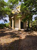 Park of Pena National Palace in Sintra Stock Photography