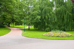 Park Pepiner in Nancy Royalty Free Stock Image