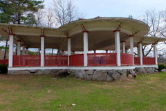 Park Picnic Pavilion Royalty Free Stock Photos