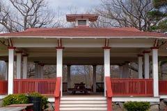 Park Picnic Pavilion Stock Images