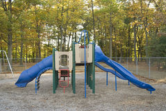 Park Playground Stock Photo