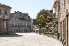 Park in Pontevedra, Galicia Stock Photography