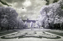 Park in Poznan Stock Photography