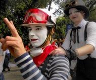 Park-Proteste und Ereignisse Taksim Gezi Stockfotos