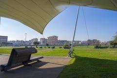 Park Punta Perotti lizenzfreie stockfotos