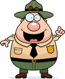 Park Ranger Idea Royalty Free Stock Photo