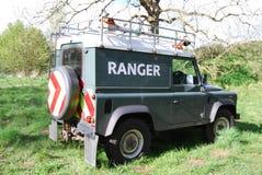 Park Ranger vehicle Royalty Free Stock Photography