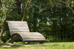 Park Reading Spot Royalty Free Stock Photos