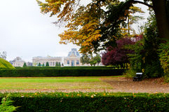 Park, Royal Museum for Central Africa, Tervuren, Belgium Royalty Free Stock Photography