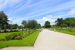 Park rozrywki - Paryż Zdjęcie Stock