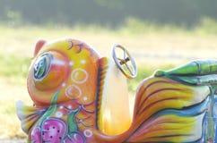 Park Rozrywki przejażdżki dziecko kolorowy Zdjęcie Royalty Free