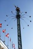 Park rozrywki Tivoli Zdjęcie Royalty Free