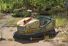 park rozrywki zaniechany pripyat Obraz Royalty Free