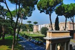 Park San Sebastiano. Royalty Free Stock Photos
