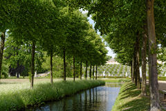 Park Sanssouci in Potsdam, Deutschland Lizenzfreies Stockfoto