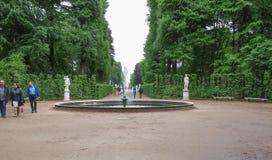 Park Sanssouci Potsdam Royalty Free Stock Photos