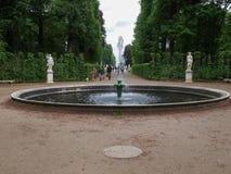 Park Sanssouci Potsdam Stock Image