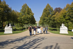 Park From Sanssoussi - Potsdam (Germany) Stock Images