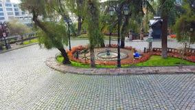 Park Santiago Zdjęcie Stock
