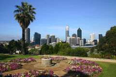 Park scene. Royalty Free Stock Image