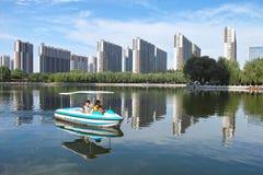Park scenery Royalty Free Stock Photo
