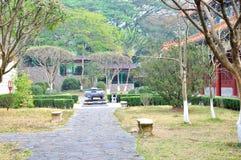 Park scenery Stock Image