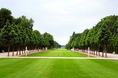 Park in Schwetzingen, Germany Royalty Free Stock Photography