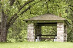 Park Shelter Stock Images