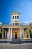 Park sight seeing building in Zagreb Croatia. Park Maksimir sight seeing location Stock Images