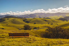 Park in Sonoma County stockbilder