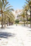 Park, Spanien Lizenzfreies Stockfoto