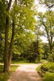 Park in spring time Royalty Free Stock Photography