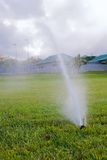 Park Sprinkler Stock Photos