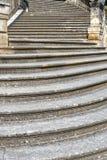 Park steps, nimes, france Stock Photos