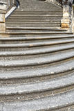 Park steps, nimes, france Stock Photos