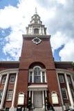 Park Street Church. The Park Street Church in Boston Massachussetts Royalty Free Stock Image