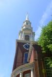 Park Street Church, Boston, USA Stock Photos