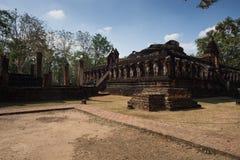 park sukhothai historyczne Obrazy Royalty Free