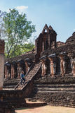 park sukhothai historyczne Zdjęcie Royalty Free