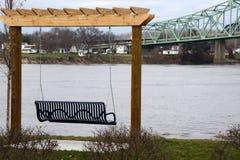 Park swing Stock Image
