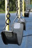 Park swings Stock Image
