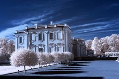 Park of Tallinn, Estonia Royalty Free Stock Images