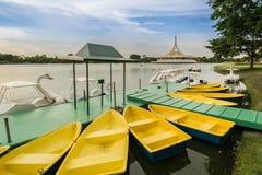 Park in Thailand Lizenzfreies Stockfoto
