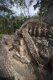 PARK THAILANDS ISAN UDON THANI PHU PHRA SCHLÄGER-NARIONAL Stockbild